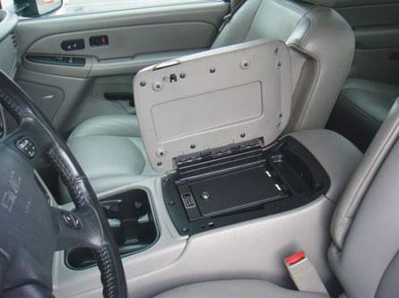 Gmc Yukon Denali Floor Console 2003 2006